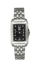 ESQ Swiss Capri Diamond Black Dial Women's Watch #07101298