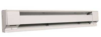 Marley Qmkc2516W Qmark Electric Light Commercial Baseboard Heater