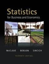 Business Statistics: 1st Course