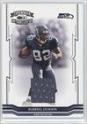 Darrell Jackson Seattle Seahawks (Football Card) 2005 Throwback Threads Jerseys #126 at Amazon.com
