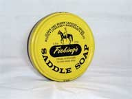 Saddle Soap Paste, Yellow, 3.5Oz