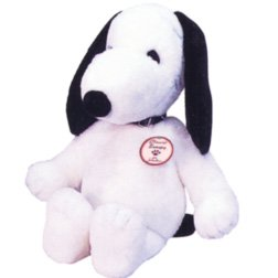 "Snoopy Peanuts Plush Large 21"" Doll Toy front-651437"