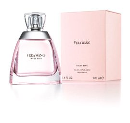 Truly Pink By Vera Wang For Women. Eau De Parfum Spray 3.4-Ounce Bottle (Vera Wang Eau De Parfum Spray compare prices)