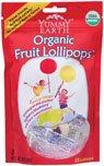Yummy Earth Organic Fruit Lollipops  15 Lollipops