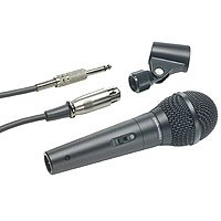 Audio Technica ATR-1300 Unidirectional Dynamic Vocal/Instrument Microphone