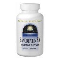 Source Naturals Pancreatin 8x