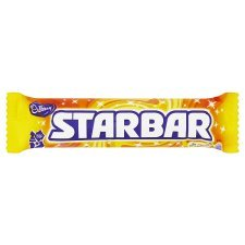 Cadbury Star Bar 52G x 4