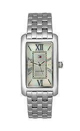 Tommy Hilfiger Bracelet Collection Mother-of-pearl Dial Women's watch #1780996