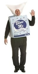 Rasta Imposta Blow Me Tissues, Blue, One Size
