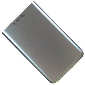 Original Nokia 6300 Akkudeckel C-Cover Silver Back Cover Battery Cover 6301 6300i