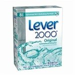 Lever 2000 Soap Original 8 - 4oz (113g Bars Value Pack