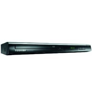 Toshiba Multi Region DVD Player (Divx, MP3, Jpeg)