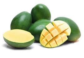 Fresh Green Mango (Set of 6) (Green Mango Fruit compare prices)