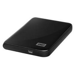 WD My Passport Essential 500 GB Midnight Black Portable Hard Drive (USB 3.0/2.0) from Western Digital