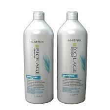 Matrix Biolage Advanced Keratindose Pro-Keratin+Silk Shampoo & Conditioner 2 Liter Set(33.8 Oz Each)