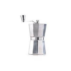 Aluminium & Carbon Steel Coffee Bean Grinder