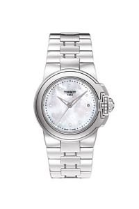 Tissot T-Sport Mother of Pearl Ladies Watch T0802106111600