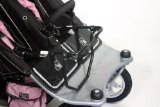 Valco Baby Twin Ion stroller/Car Seat Adaptor - 1