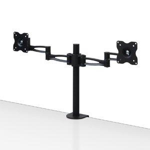 センチュリー 4軸式フリーアングルデュアルモニターアーム「鉄腕」 CEN-SRB-M004