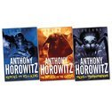 Anthony Horowitz Legends Pack, 3 books, RRP £15.97 (Heroes and Villains; The Wrath of Gods; Tricks and Transformations). Anthony Horowitz