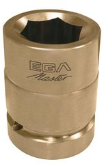 """Ega-master 78292 - Avvitatore 2.1 / 2 """"- 80 mm candela arrestare al-bron (6 canzoni)"""