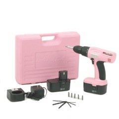 Little Pink Drill 18V