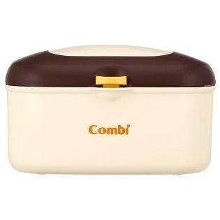 【大人気のおしりふきウォーマー!】 Combi クイックウォーマー Colorplus カラー:モダンブラウン