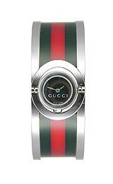 Gucci's Ladies' Twirl Collection watch #YA112517