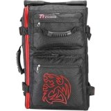 Thermaltake Tt Esports Lan Party Gaming Keyboard Mouse With Battle Dragon Bag (Eac-Mis001Bp)
