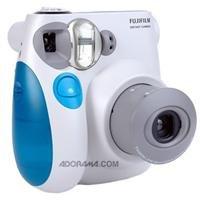 Fujifilm INSTAX MINI Film Camera (Blue Trim)