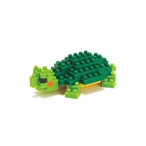 Nanoblock Red Eared Slider