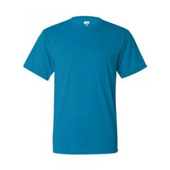 Augusta 790 Sportswear 100% Poly Moisture Wicking T-Shirt-Teal-Large front-1015801