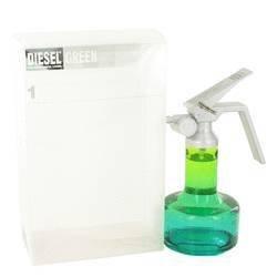 Diesel Green by Diesel Eau De Toilette Spray 2.5 oz (Men)