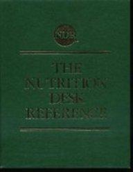 Nutrition Desk Reference, Garrison, Robert; Somer, Elizabeth