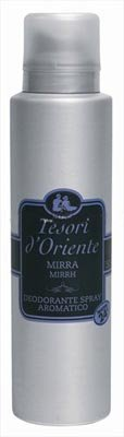 Tesori D'Oriente - Deo Spray Mirra Ml.150