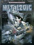 Metalzoic (0930289102) by Pat Mills