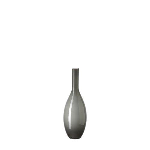 Leonardo Beauty 70408 - Vaso, 39 cm, colore: Grigio