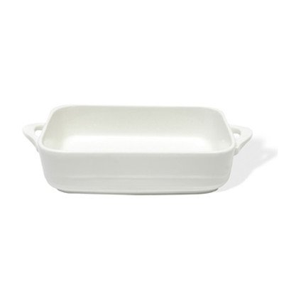 Maxwell And Williams Tp74936 Basics Oven Chef Rectangular Baker, 14.5 By 11-Inch, White
