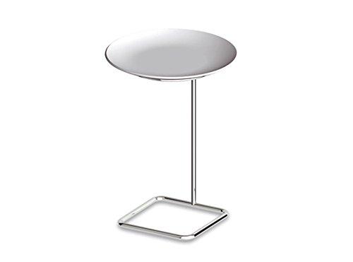 Mobile bagno Zucchetti Kos Faraway tavolo tondo ad altezza regolabile 8TR01BI