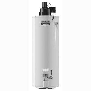 A.O. Smith GPVH-40 Residential Water Heater, Natural Gas, 40 Gallon, ProMax Power Vent, 40,000 BTU