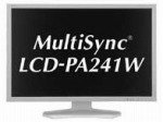 日本電気 24.1型液晶ディスプレイ(白) LCD-PA241W
