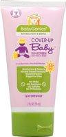 Babyganics Cover-Up Baby Sunscreen Lotion SPF 50 -- 2 fl oz