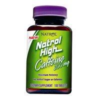 Natrol (incl Laci Le Beau Teas) Natrol High Caffeine