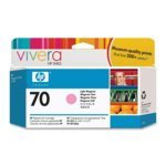 HP 70 - C9455A - print cartridge - 1 x light magenta - for DesignJet Z2100, Z3100, Z3100ps, Z3200, Z3200ps, Z5200