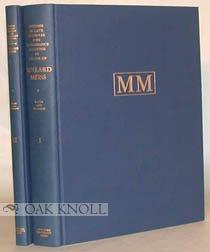 Studies in Late Medieval and Renaissance Painting in Honor of Millard Meiss