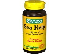 Sea Kelp Good 'N Natural 250 Tabs