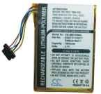 Battery for Mitac Mio 168 Plus 168C 168RS 169 E3MIO2135211 3.7V 1800mAh