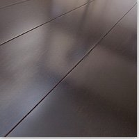 Bamboo Flooring - Stained Strand Woven Ebony
