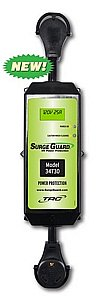 Technology Research 34730003 30 Amp Surge Guard Hardwire (Rv 30amp Surge Protector compare prices)