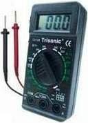 NEW DIGITAL LCD MULTI METER OHM OHMMETER AMMETER AC AMP DC VOLT BATTERY TESTER VOLTMETER